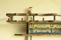 Painted Folk Eastern European Small Wall Shelves (5 of 9)
