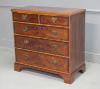 George III Mahogany Chest of Drawers (2 of 8)