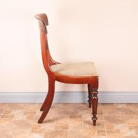 Set of Eight 19th Century Mahogany Dining Chairs (6 of 26)