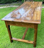 18th Century Cherrywood Farmhouse Table (8 of 9)