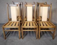 Set of Six Ercol Golden Dawn Dining Chairs (4 of 14)