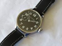 Gents Large Jaegar-lecoultre Marriage Wristwatch (2 of 4)