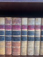 100 Antique Leather Bound Law Books (3 of 5)