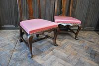 Pair of Queen Anne Period Child's Chairs (6 of 6)