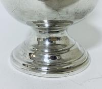 Antique Solid Sterling Silver Sugar Caster (6 of 11)