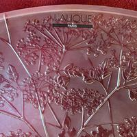 """Lalique """"Ombelles"""" Pattern, Large Bowl with Original Label & Custom Fitted Box (5 of 10)"""