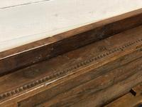Very Early Oak Farmhouse Refectory Dining Table (18 of 31)