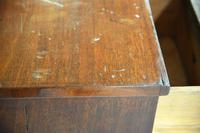 Antique Mahogany Chest of Drawers (8 of 9)
