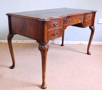 Antique Quality Burr Walnut Writing Desk (2 of 13)