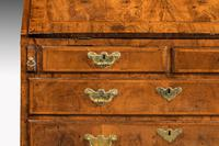 Mid 18th Century Walnut Bureau of Exceptional Colour & Patina (6 of 8)