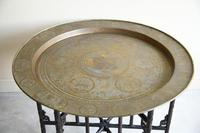 Chinese Brass Tray Coffee Table (10 of 12)