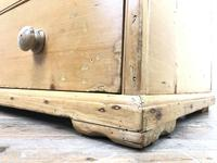 Large 19th Century Pine Chest (8 of 8)
