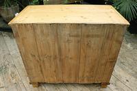 Old Georgian Pine Dresser Base / Sideboard / Cupboard / Cabinet - We Deliver! (10 of 10)