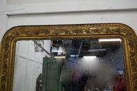Very Large French 19th Century Louis Philippe Gold Mirror (11 of 12)