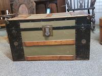 Edwardian Luggage Chest