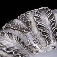 Georgian Solid Silver Tazza / Dish / Bowl - Charles Reily & George Storer 1833 (7 of 27)