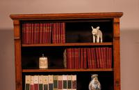 Open Bookcase in Light Oak 19th Century - England (7 of 11)