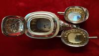 Antique Sterling Silver Bachelor Tea Set (2 of 3)