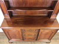 Antique Victorian Mahogany Sideboard (4 of 13)