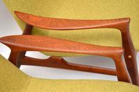 Pair of Danish Teak Armchairs by Arne  Hovmand-Olsen for Mogens Kold (2 of 14)