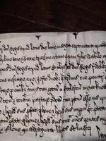1440 A.D Medieval James ll of Scotland Period Vellum Document (6 of 13)