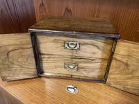 Walnut Jewellery / Table Box (9 of 10)