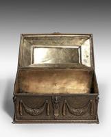19th Century Bronze Casket (5 of 9)