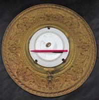 Antique Berlin Porcelain Dish in Repoussée Brass Frame c.1880 (3 of 10)