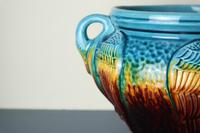 Aesthetic Movement / Arts & Crafts Ault art-pottery tri-Handled Jardinière c.1895 (16 of 27)