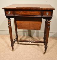 William IV Mahogany Games Table (2 of 13)