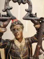 Superb Quality & Unusual French Clock Garniture (18 of 19)