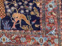 Antique Armanibaff Carpet (3 of 14)