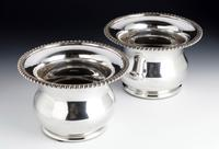 Good Pair of Early 19th Century, Antique Sheffield Plated Champagne Coolers (2 of 5)