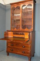 Mahogany Secretaire Bookcase (2 of 3)