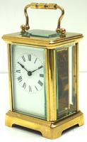 Rare Antique French 8-day Carriage Clock Classic and Sought After Design (3 of 11)