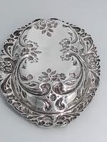 Victorian Silver Pin Dish - Birmingham 1897 (2 of 4)