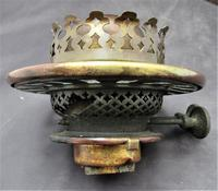Superb Doulton Lambeth Oil Lamp by Mark V Marshall, 1881 (13 of 18)