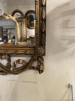 Louis XVI Giltwood Mirror (2 of 4)