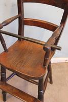 Antique Childs Windsor Highchair (8 of 12)