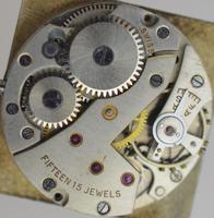 1950s Bieri Watch 'Tank' Style Wristwatch (5 of 5)