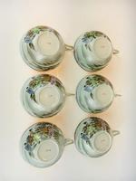 Beautiful Hand Painted Japanese Eggshell Porcelain Tea Set c1905 (2 of 17)