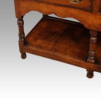 George III Oak Dresser Base (6 of 12)