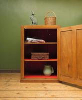 Rustic Victorian Pine Larder or Linen Cupboard, Boathouse Cupboard (20 of 22)