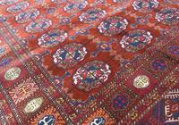 Good Tekke Turkman Carpet c.1930 (4 of 8)