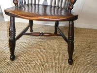 English 19th Century  Windsor Chair (3 of 7)