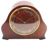 Wow! Fine Arched Top Art Deco Mantel Clock – Musical Westminster Chiming 8-day Mantle Clock (2 of 9)