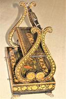 A fine Regency pen work table book stand in the Chinoiserie Style (6 of 8)