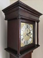 Eight Day Early George II London Longcase Clock (4 of 10)