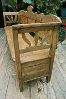 Fabulous Old (Victorian) Hungarian Box/ Storage/ Hall Bench (6 of 11)