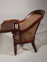 Early 19th Century Child's Metamorphic Hoop Backed Canework Chair (6 of 7)